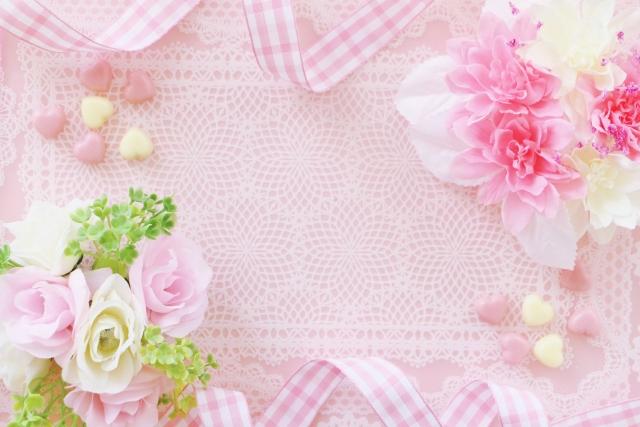 お花の装飾